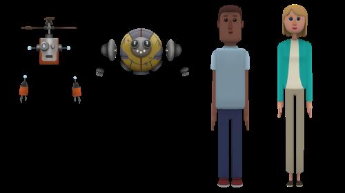 avatar-lineup