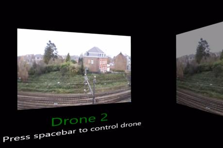 drone vr