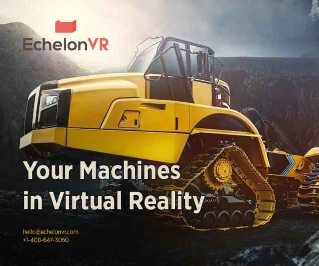EchelonVR promotional banner