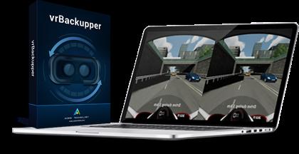 VRbackupper