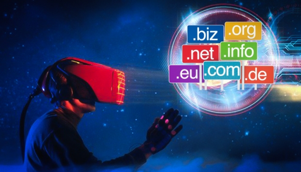 Domain Name and VR