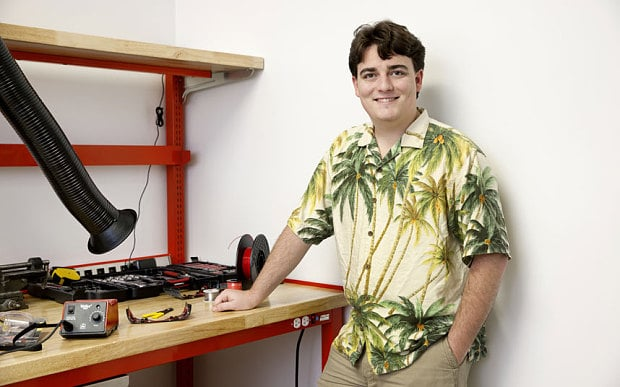 Oculus Rift's Palmer Luckey: 'I brought virtual reality back from the dead'